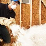 Blown-in Insulation Walls Can Put Bearing on the Utility Bills